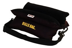 "Bulls Bag 15"" Bench Shooting Rest Black with Suede Top"