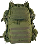 "#2000-2P 2-DAY Pack 20"" x 11.5"" x 11""  OD-Green"