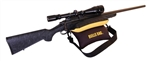 "#916012-Field Black-Gold/Tuff-Tec 10"" Shooting Rest (Filled)"