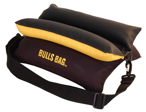 Bulls Bag Filled 15 Quot Bench Shooting Rest Bags Black Gold