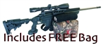#90007-X7 + FREE BAG Shooting Rest Complete SYSTEM (7 Bag Set) (Filled)