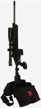 Bench Shooting Rest Portable Rifle Rest Bulls Bag