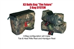 #0003-X3 Shooting Rest (3 Bag Set) (Unfilled)