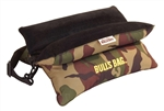 "Bulls Bag 15"" Bench shooting rest Camo pattern with Suede top"